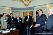 Reception for Bill Lockyer at Jacobson & Associates
